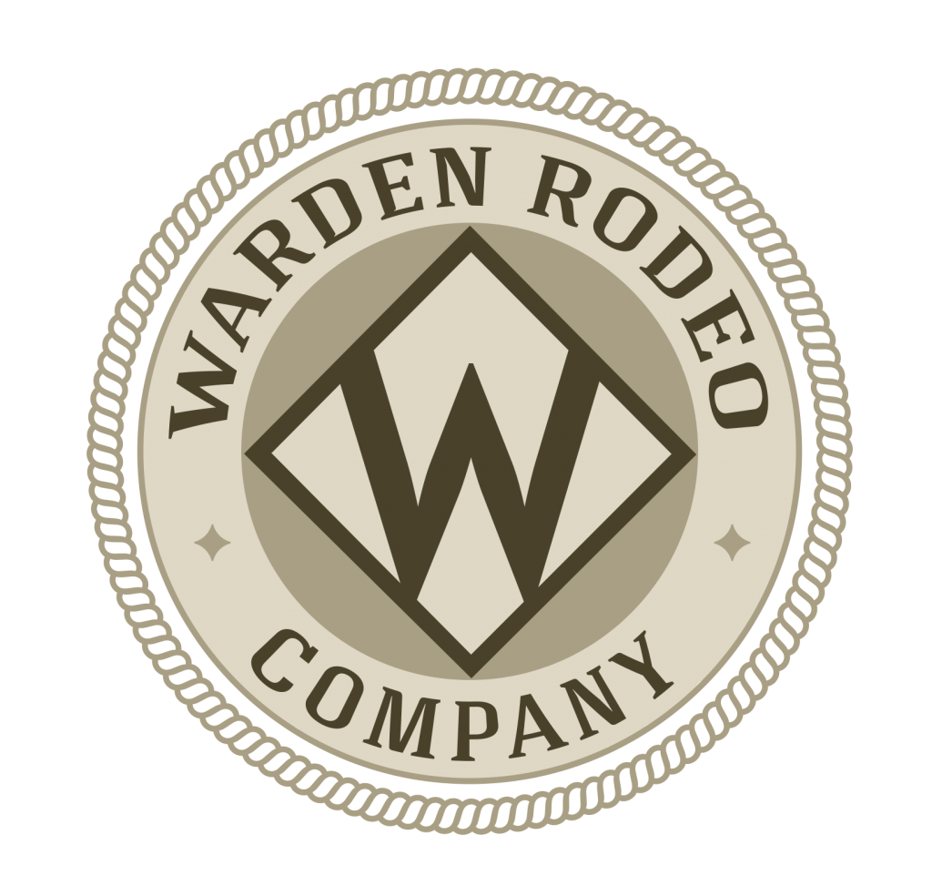 Warden Rodeo Logo