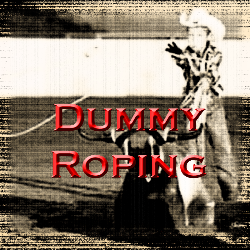 Canadian Championship Dummy Roping